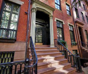 Old brickwall apartment