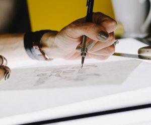 free-hand artist