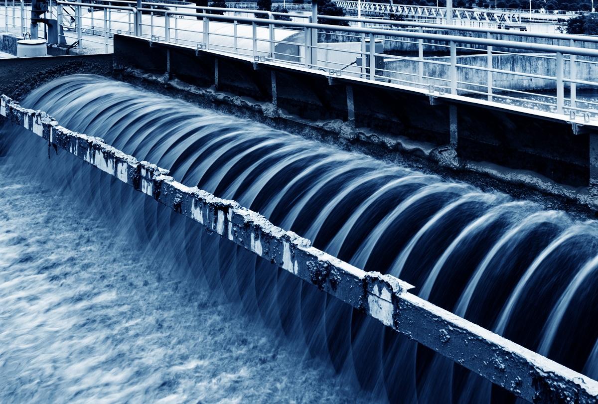 wastewater treatment plan