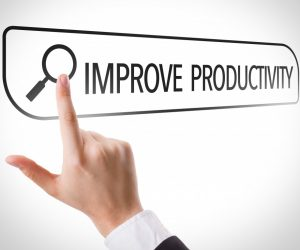 pointing on improve productivity on search bar
