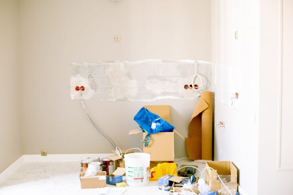 home improvement materials