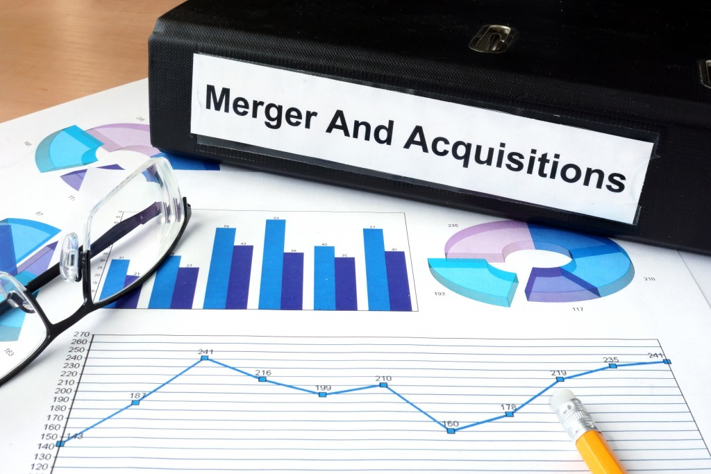 Merger and Acquisitions concept
